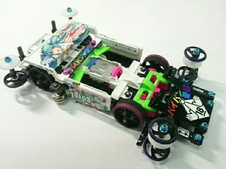 MS250改 GSR初音ミク2012~JC2017~